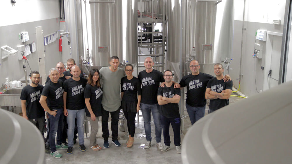 Eccellenze made in Umbria: la Birra Flea conquista la Cina, super premio