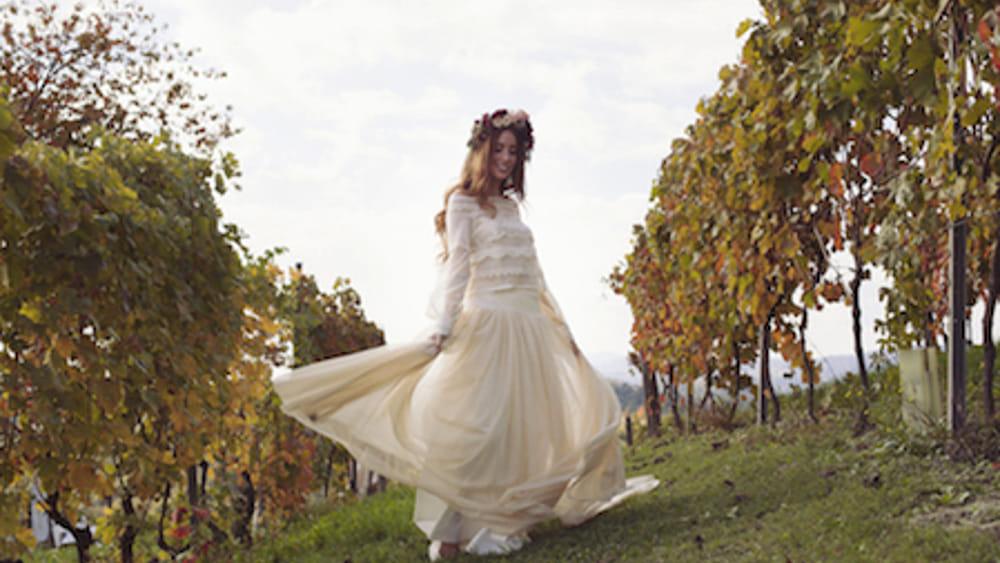 Foto Matrimonio Bohemien : Arrivano le giornate dedicate al matrimonio in cantina