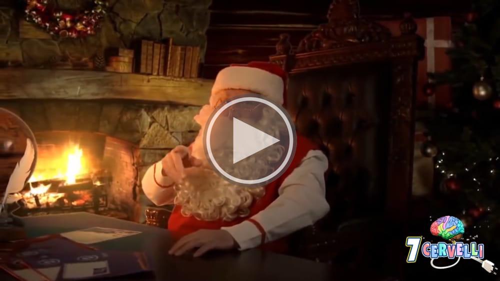 7 Cervelli Auguri Di Natale.Video Il Natale Secondo I 7 Cervelli Il Nuovo Video Del Duo Comico